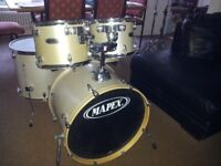 Mapex Drum Kit (Extras Included)