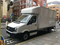 Woolwich LONDON MAN & VAN HOUSE REMOVALS SERVICE UK - House Move - Delivery Service