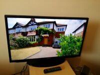 Excellent 40 SAMSUNG LED full HDTV 1080p freeview channels inbuilt