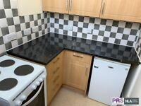 Fully furnished 1 bedroom flat in great BD8 location close to city centre.
