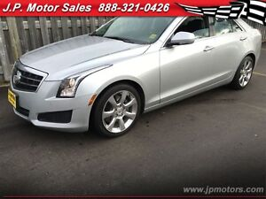 2013 Cadillac ATS Luxury, Automatic, Leather, Back Up Camera Oakville / Halton Region Toronto (GTA) image 2