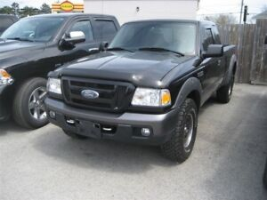 2007 Ford Ranger Sport manual 4x4 reduced price
