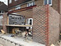 SMB bricklayers and groundwork