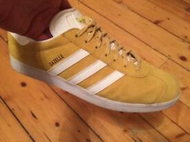 Adidas Gazelle Trainers Size 11