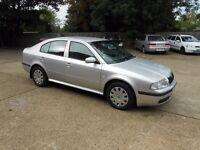 skoda octavia 1.9 tdi diesel classic 2007 silver metallic stunning car hpi clear cheapest on sale