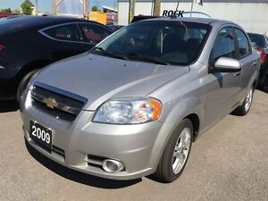 2009 Chevrolet Aveo LT | SUNROOF | ALLOYS | FOG LIGHTS