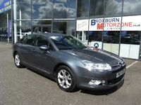2008 CITROEN C5 2.0 VTR PLUS HDI 4d 138 BHP MOT JULY 2017 **** GUARANTEED FINANCE ****