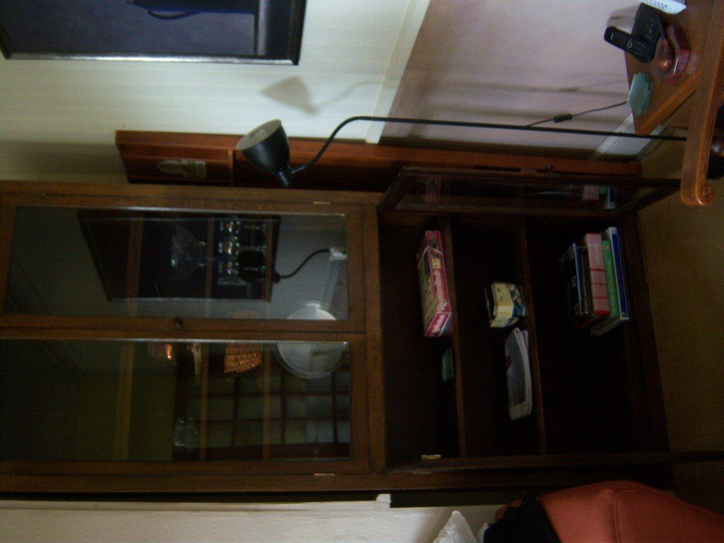 BOOKCASE-DISPLAY-OFFICE CABINET
