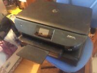 HP ENVY 5644 Printer Scanner Fax WiFi