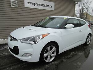 2013 Hyundai Veloster HEATED SEATS - BACK-UP CAMERA!!!