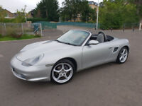 Low Mileage Porsche Boxster (Must be seen)