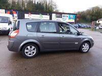 2005 Renault Grand Scenic 7 seater low mileage