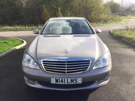 2007 Mercedes-Benz S Class Diesel Saloon S320 Cdi 4Dr Auto 2 Owners