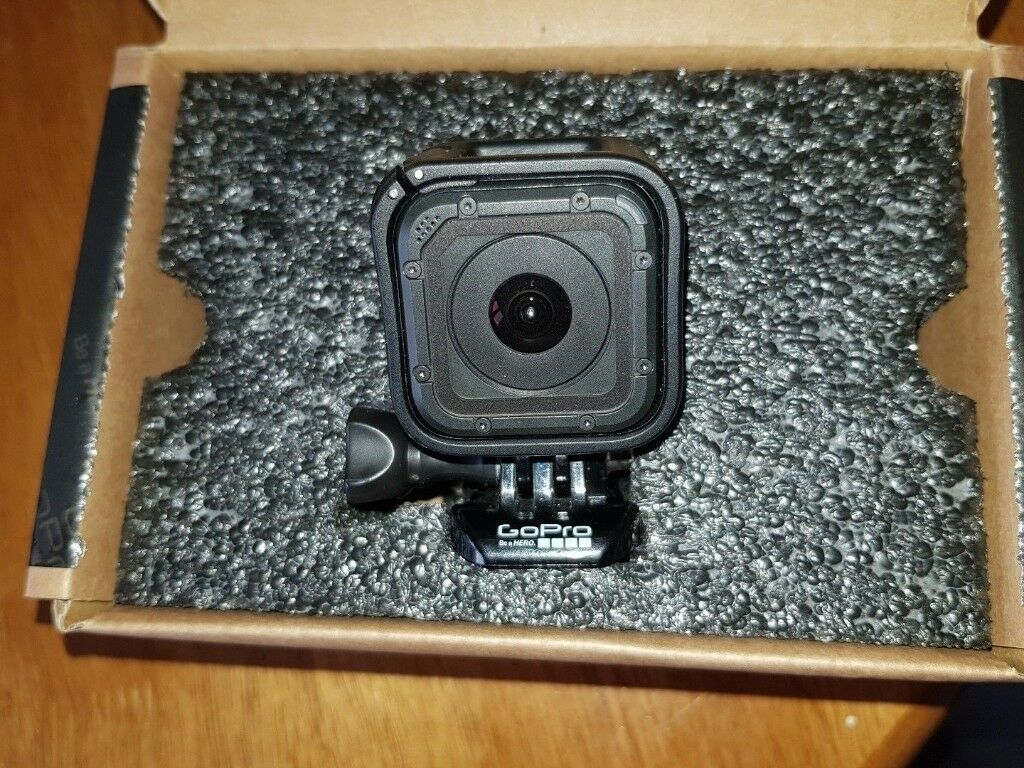 GoPro Hero Session Camera - EXCELLENT Condition