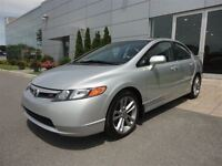 2008 Honda Civic Si  ** ULTRA BAS KM **