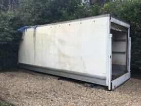 Lorry Box-Trailer - Container