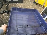 indoor large rabbitt guinea pig cage