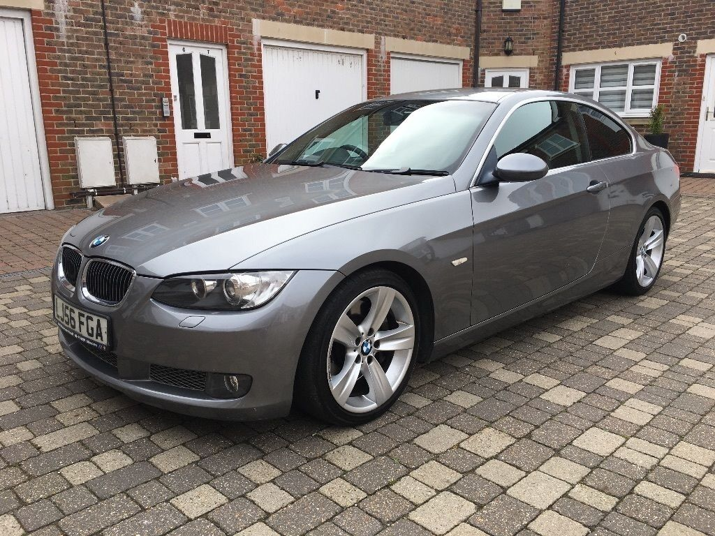 2006 bmw 335d coupe 101k auto tiptronic full m sport spec in eastbourne east sussex gumtree. Black Bedroom Furniture Sets. Home Design Ideas