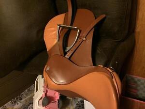 Saddle and bridal