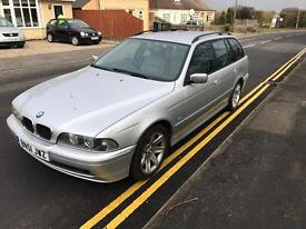2002 Bmw 525d auto leather spares repairs