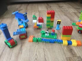 Large bundle of Duplo. Excellent condition!!!
