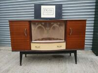 Retro Art Deco Sideboard