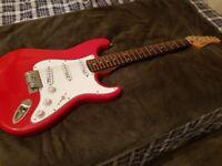 Japanese Stratocaster