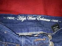 Next and river island jeans size 10