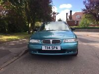 Rover 416 SI, 5 doors hatchback 1.6 for sale, low mileage, clean and perfect driving condition.