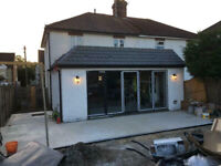 NOOR BUILDER;- FENCES, ROOF, SLABS, GRASS, DRIVEWAY, PAVING, EXTENTION, TILES, PLASTER AND PAINT