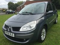 \\\\ 56 REG RENAULT SCENIC DYNAMIQUE \\\\ IMMACULATE £1299