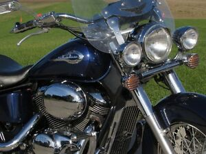 2002 honda Shadow Aero 750   Vance and Hines Exhaust  ONLY $20 w London Ontario image 14