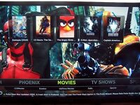 Amazon Fire Stick - Free Movies - Free Sports - Free tv - No Aerial needed-Build Pulse Lite