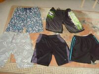 ASSORTED BOYS SHORTS,VARIOUS SIZES,BETWEEN 10-13 YEARS - 50P EACH