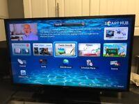 Samsung led 40 inch smart tv