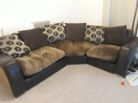 sofa (open to offers)