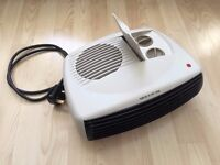 Handy Fan Heater, with cool air blow feature, perfect condition
