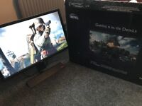 """BenQ 27"""" Gaming Monitor 1ms RL2755 With Speakers"""