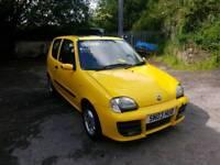 Fiat seicento sport. Swap why?
