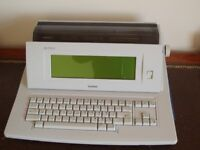 Brother Word Processor LW700