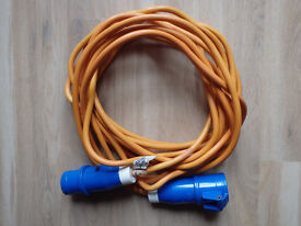 Extension lead hook up 230v x 10mtrs