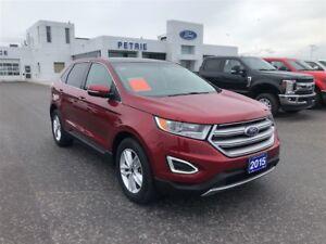 Ford Edge Sel Awd Nav Heated Seats