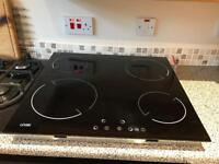 Logik ceramic hob like new £50 rrp £120