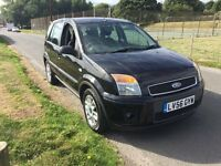 2006 Ford Fusion zetec climate 1.4 petrol with MOT till FEB 2017