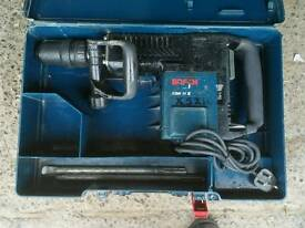 Bosch GSH 11E SDS max demolition hammer drill 110v