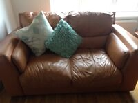 2 seater & 3 seater couch in good condition from a smoke free home
