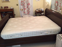 Used, double MATTRESS, good condition