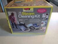 Earlex Steam Cleaning, and Wallpaper Stripper Set. excellent con. barely used.