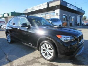 2014 BMW X1 xDrive28i Panorama Sunroof Bluetooth