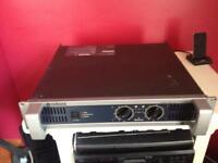 "Yamaha P2500S 19"" Rack mount Professional Amplifier"
